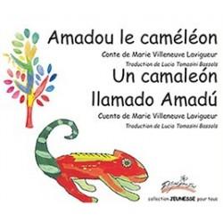Amadou le caméléon - Un...